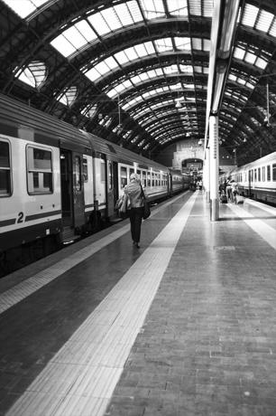 stazione Centrale- Milano 2013
