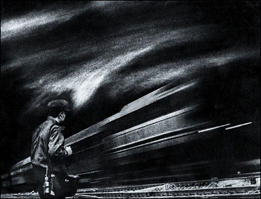 Luigi Scattolini - Libero transito anni '70